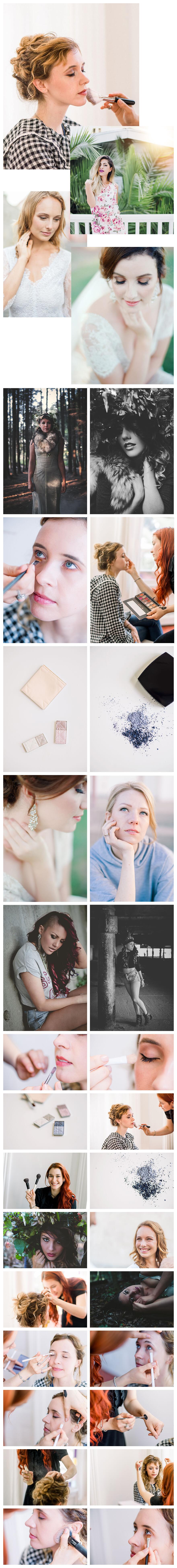 Divi Makeup Artist fotografie
