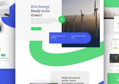 Zelená enegrie