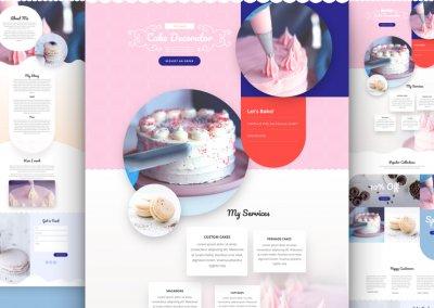 Výrobce dortů