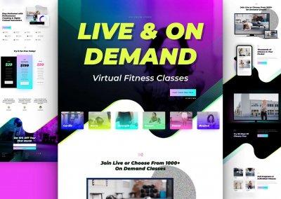 Virtuální fitness