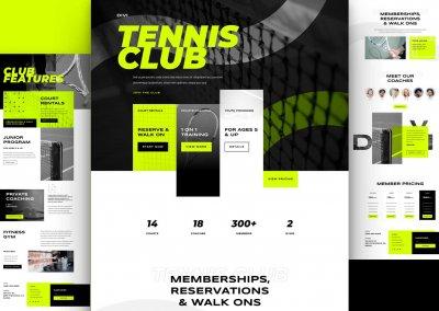 Tenisový klub