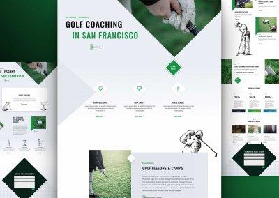 Lekce golfu