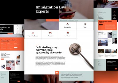 Imigrační právník