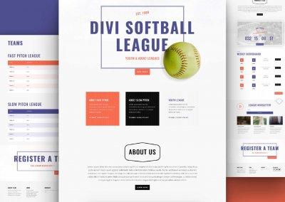 Softballová liga